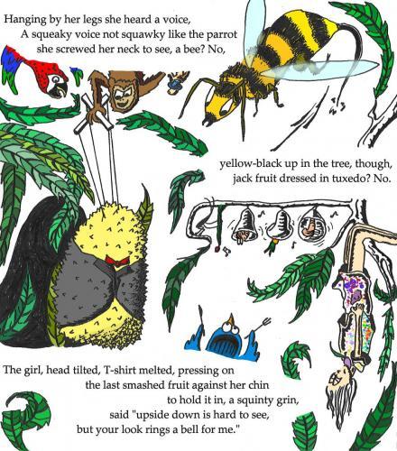 23 tuxedo bee color